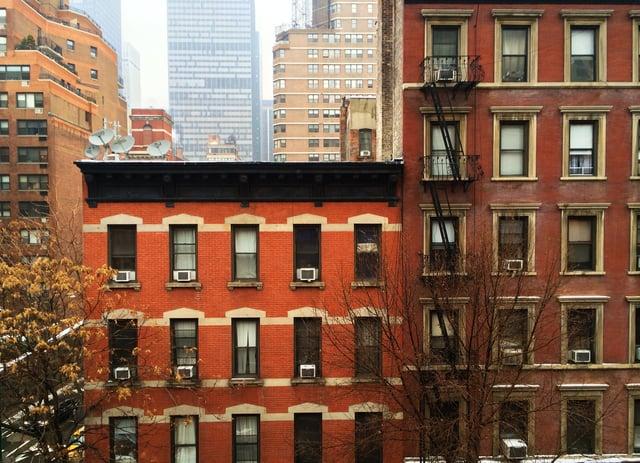 NYC_Brownstones_by_paul-nylund