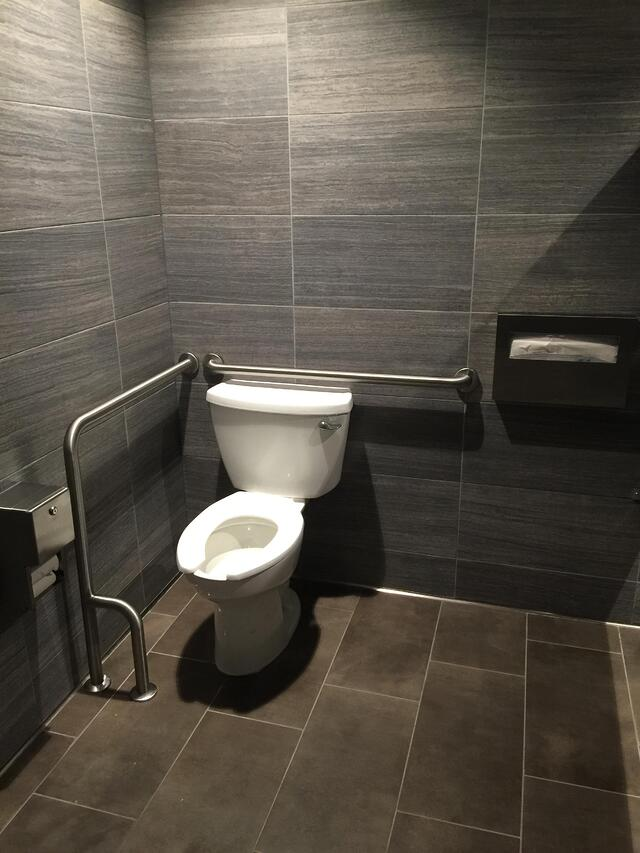 ADA Restroom Requirements: What is Wrong with This Picture?
