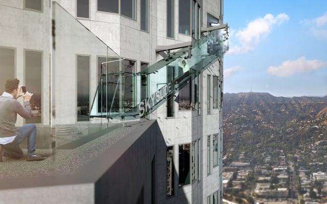 Skyslide LA