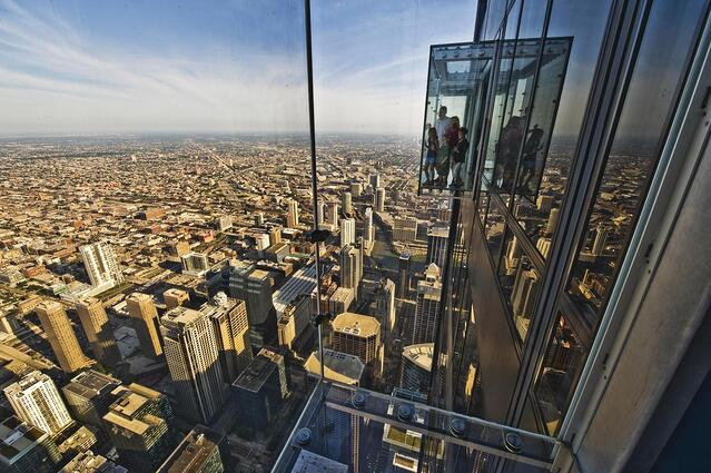 The Ledge at Willis Tower