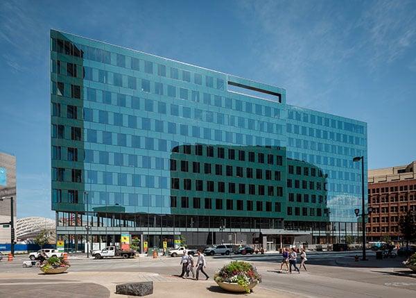 Denver Triangle Building