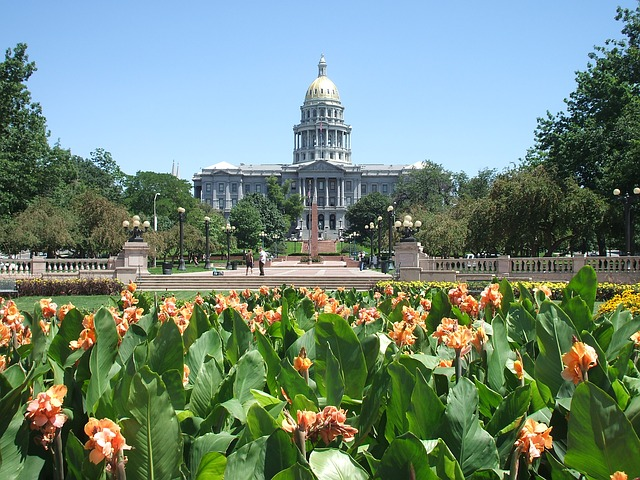 Denver City Capitol