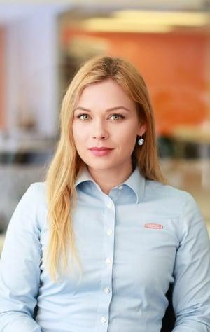 Weronika Ciechowska-Polanco - Senior Project Manager