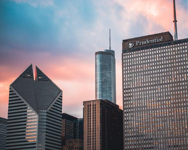 Prudential_Building_at_Sunrise