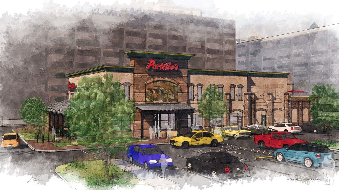 Portillos Rendering