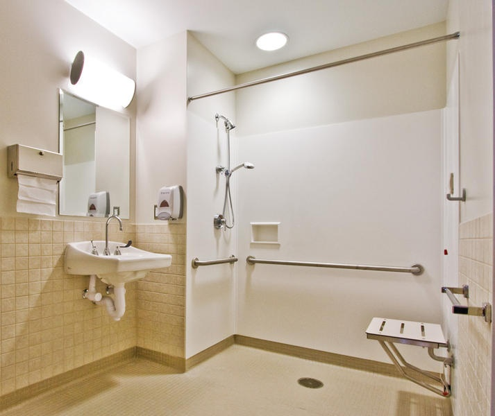 Ada shower requirements we answer your questions - Commercial bathroom code requirements ...
